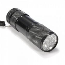 Ультрафиолетовый фонарь 9 диодов 395нм