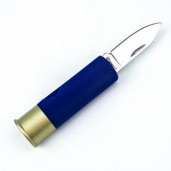 Нож Ganzo G624 (синий)